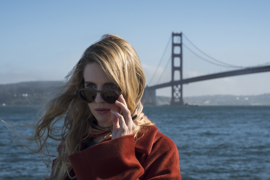 Suspension (of Disbelief) Bridge: Brit Marling (Nina, or maybe Prairie) in  The OA