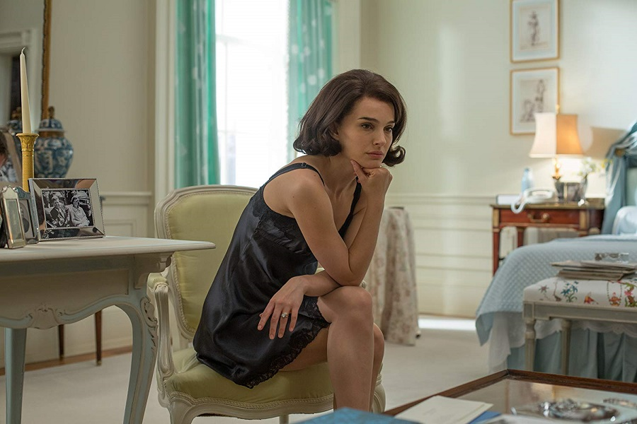 Executive Order: Natalie Portman (Jacqueline Kennedy) in  Jackie
