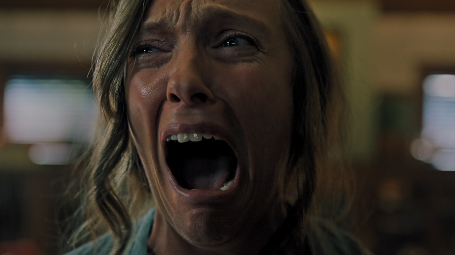 Tears For Fears: Toni Collette (Annie) in  Hereditary