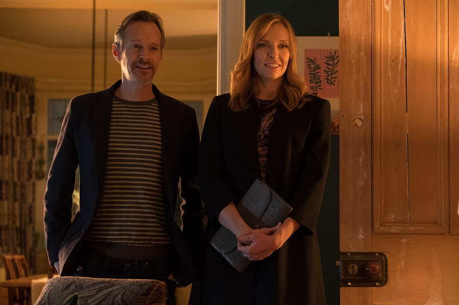 Home Truths: Steven Mackintosh (Alan) and Toni Collette (Joy) in  Wanderlust
