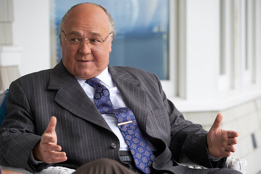 The Man Who Sold the World: Russell Crowe (Roger Ailes) in  The Loudest Voice