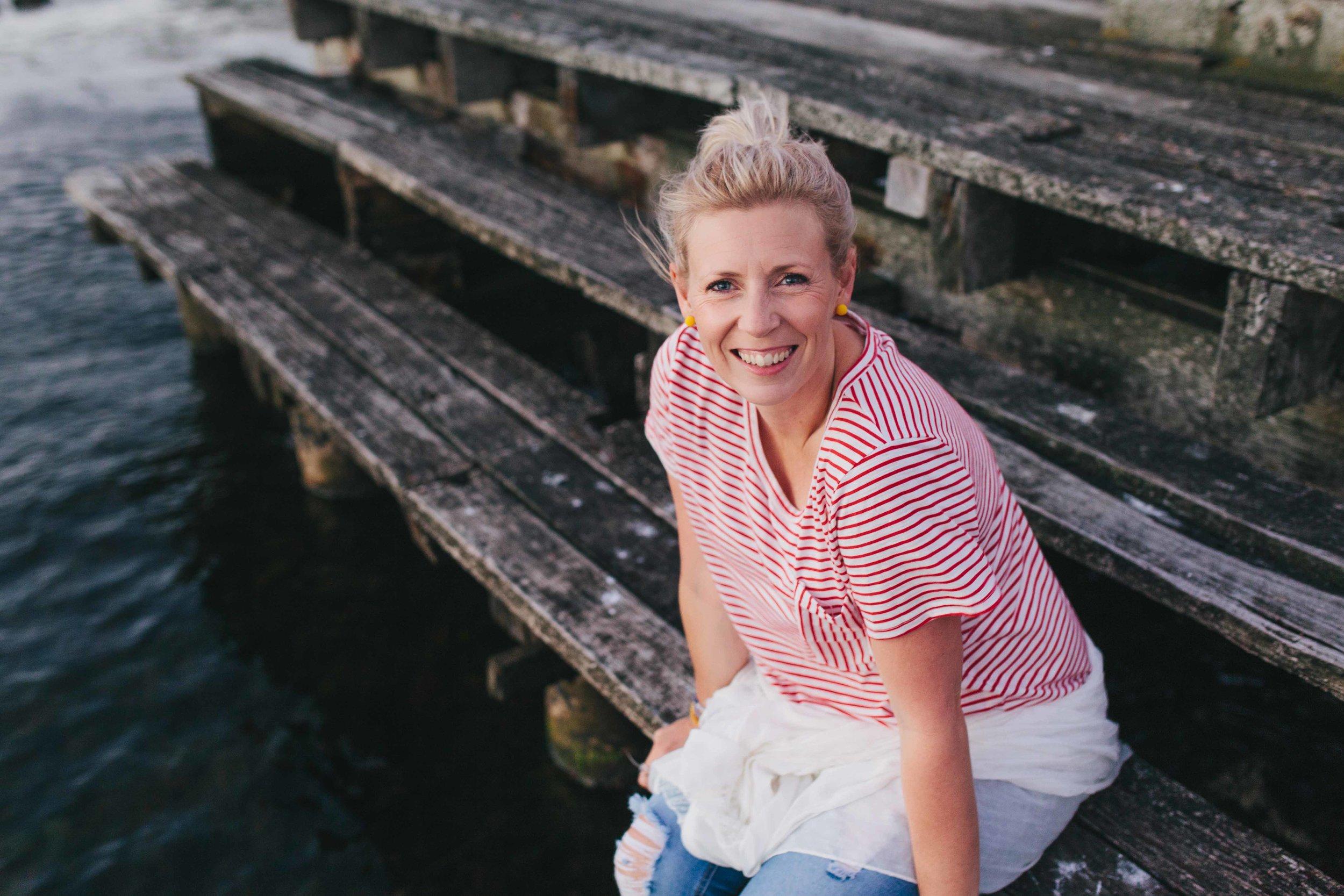 Kellie Robinson Photo by    Vicky Palmieri Photography
