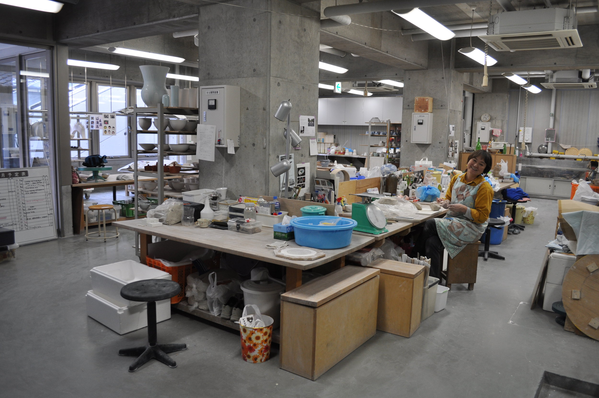 Studio_space_in_Seto_Japan.JPG