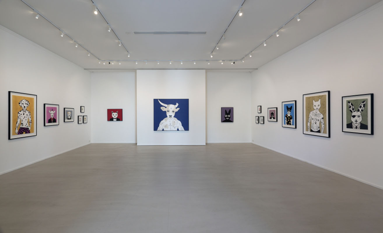"""""""The thrill of it all"""", Rona Green exhibition at Australian Galleries"""