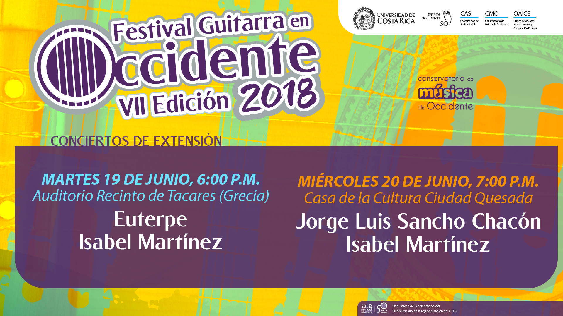Isabel Martinez guitar costa rica 3