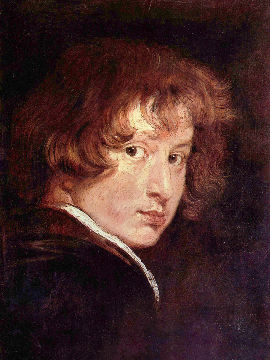 Self-portrait   - c. 1613 - 1614