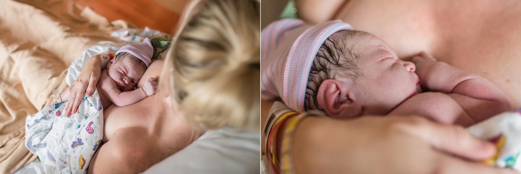 childbirth imagery