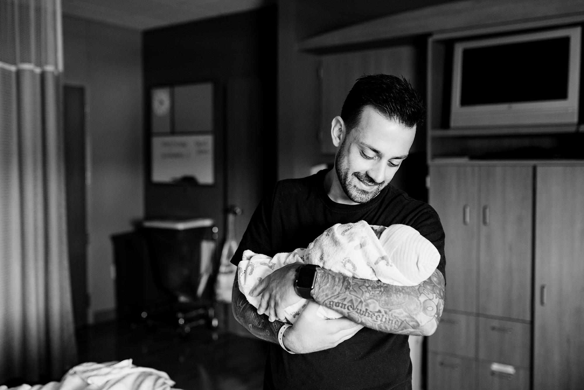 Austin Fresh 48 Birth Pictures