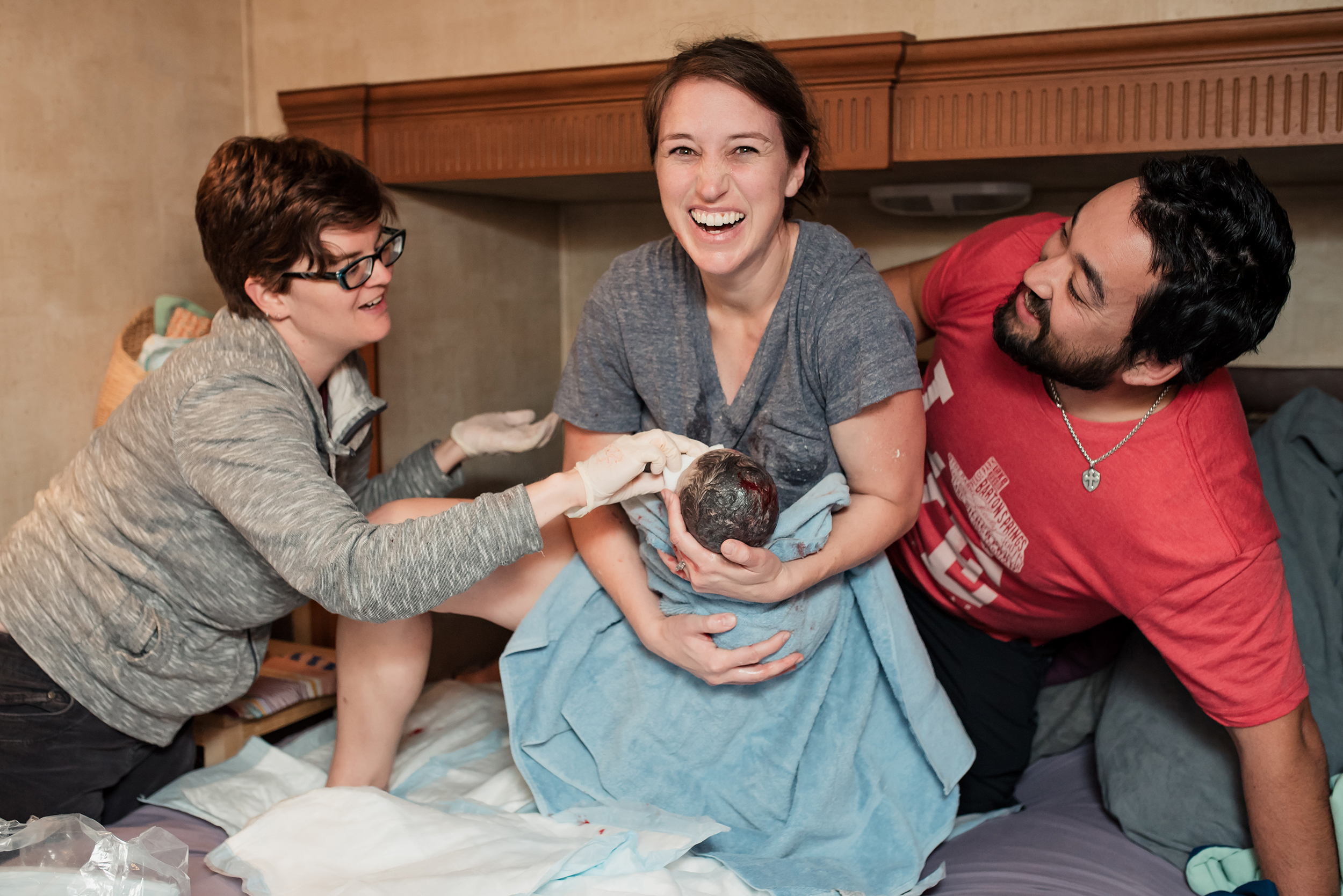 homebirth photography austin