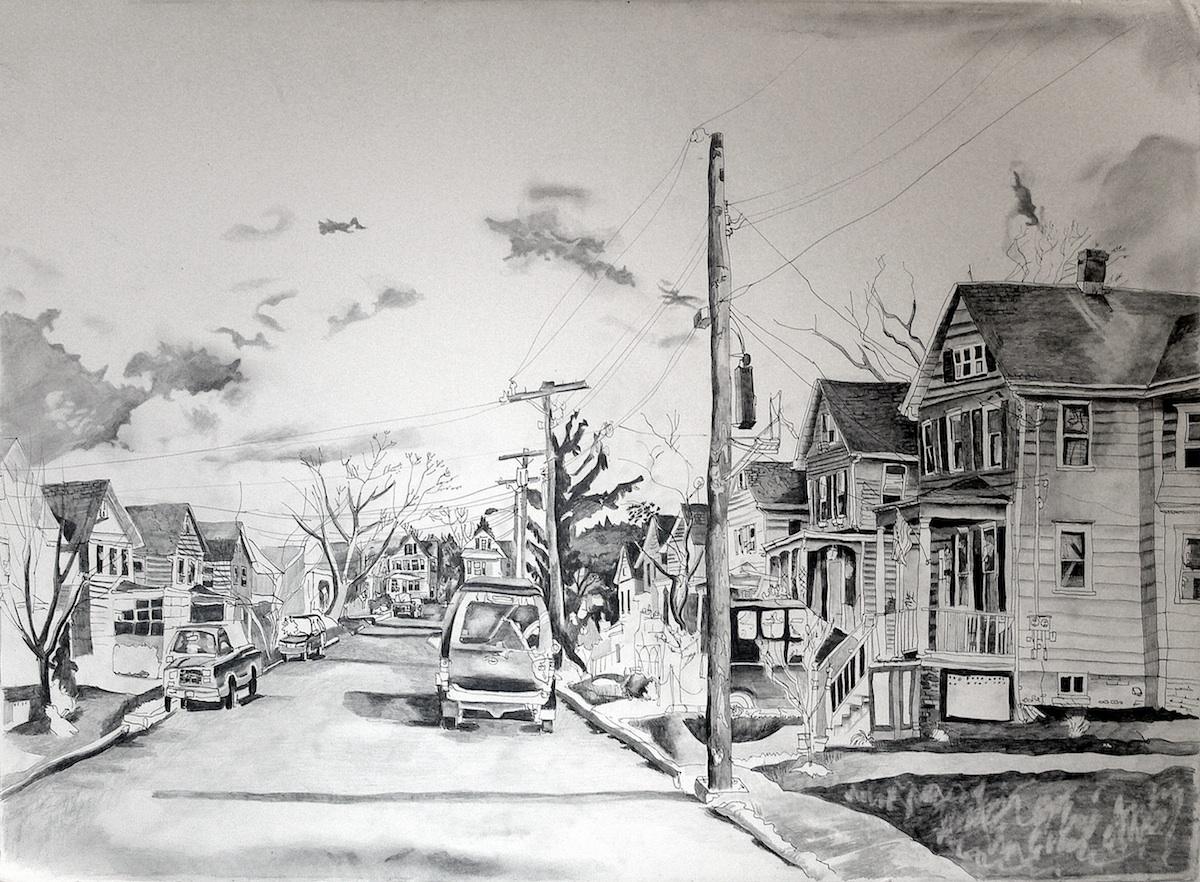 Richter Street, Milltown