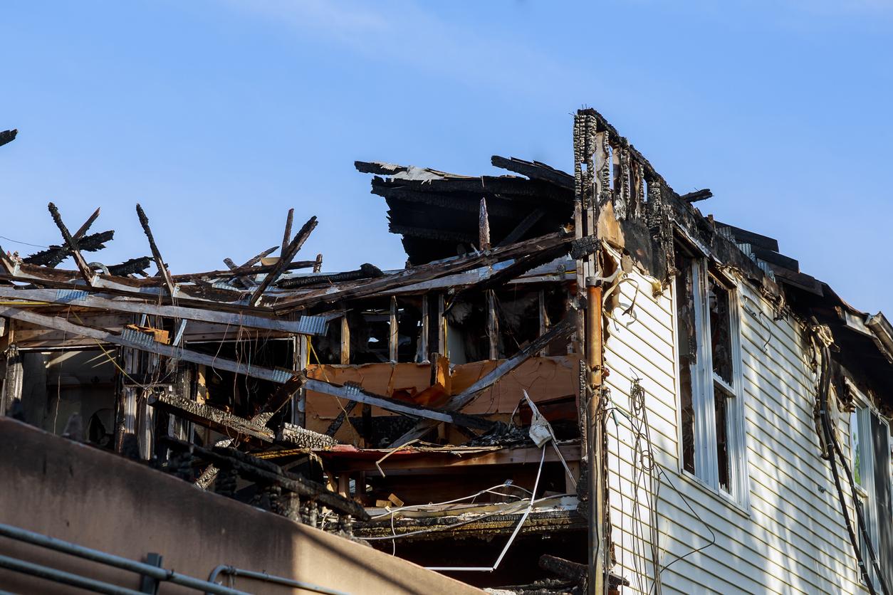 Fire Damage -