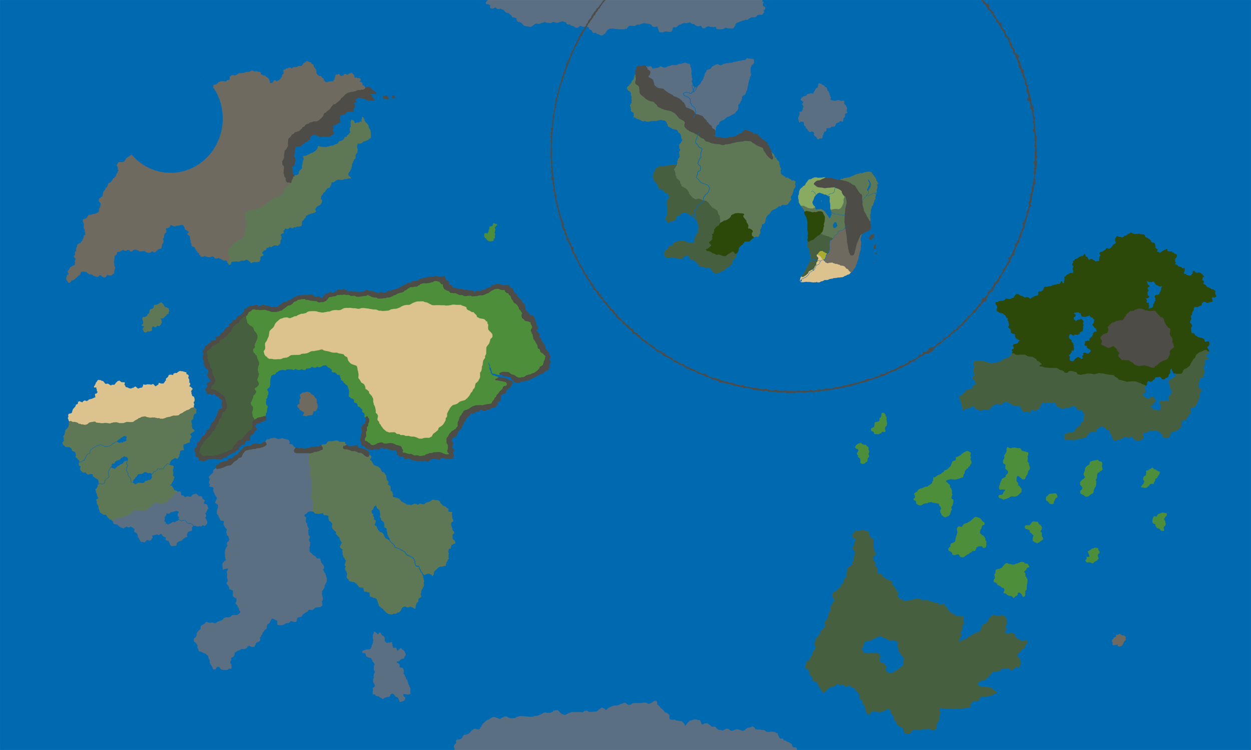Ifiron - World of Madness and Monsters