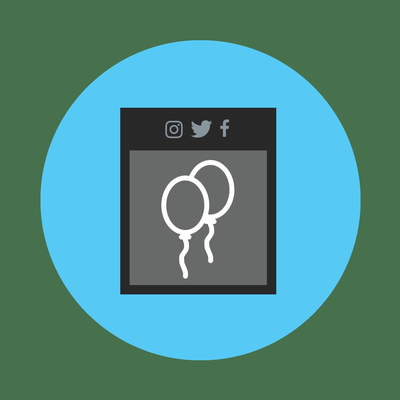 Social Network Flyer Design