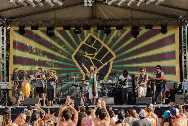 OJO DE BUEY - Reggae Music (Latin Fusion)