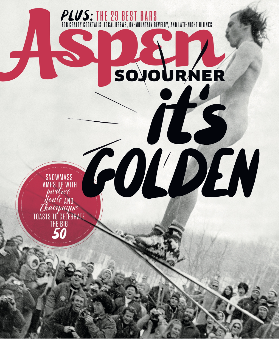 Freelance work: Aspen Sojourner Magazine Holiday Issue 2017/18