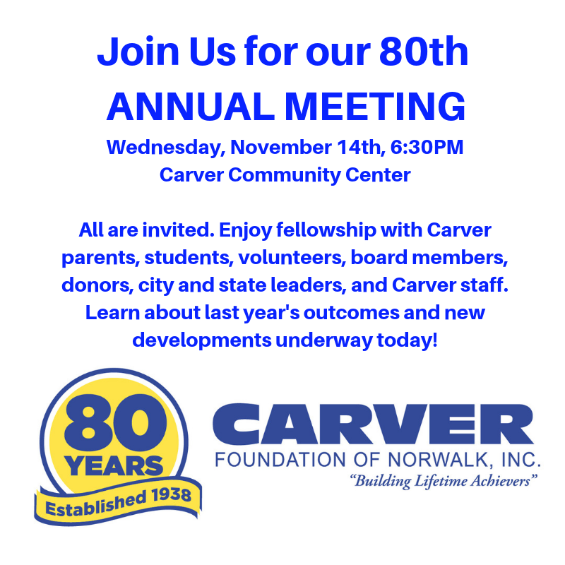 Join Us for the 80th ANNUAL MEETINGof the Carver Community.png