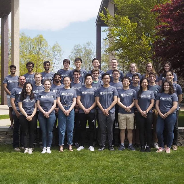 The 18-19 OEM team!