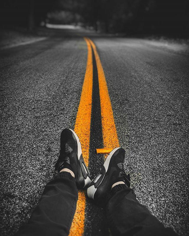 Roads were made for journeys,  not destinations. . . #DreamCreateProsper