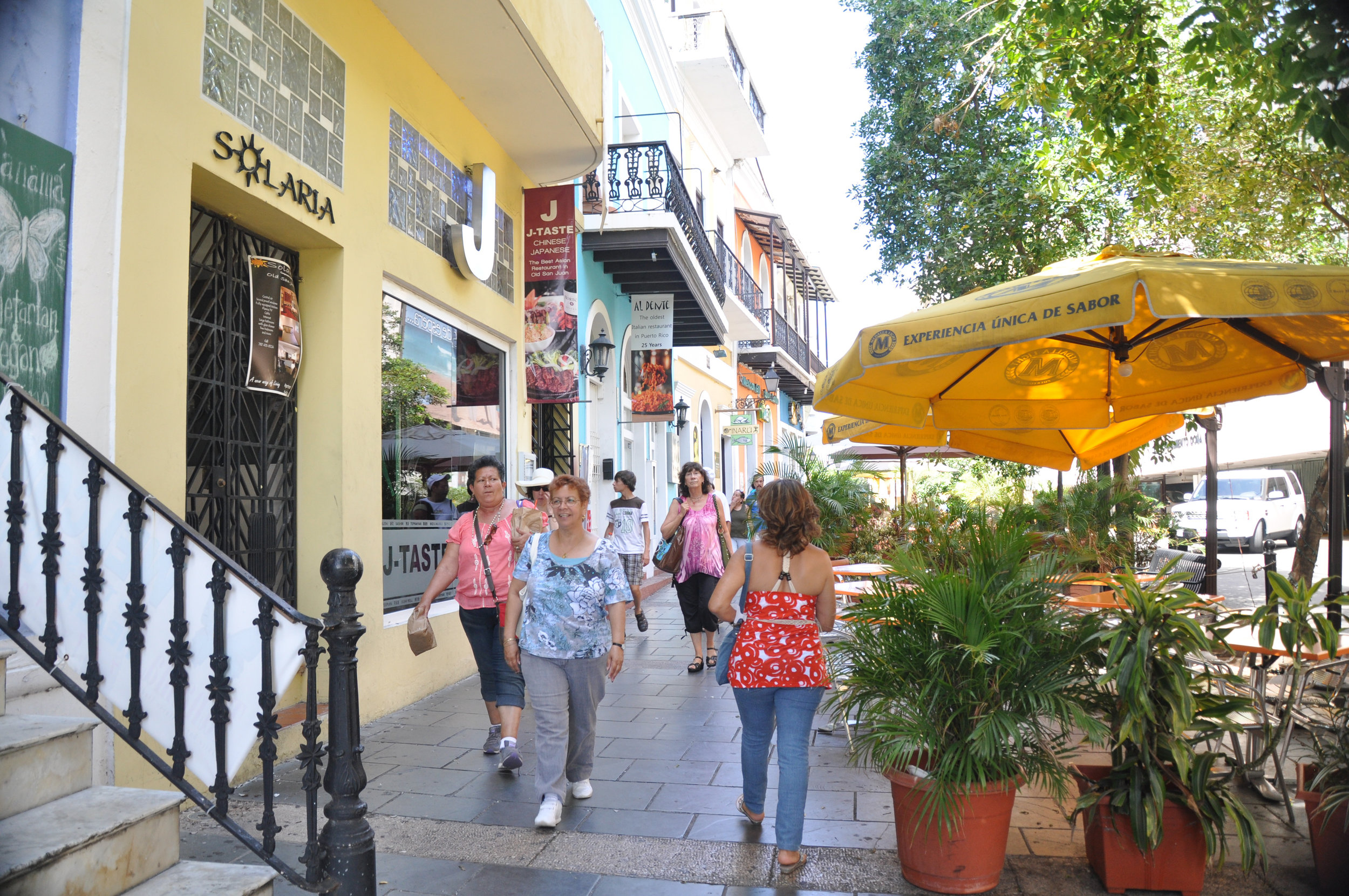 Old Town Shops