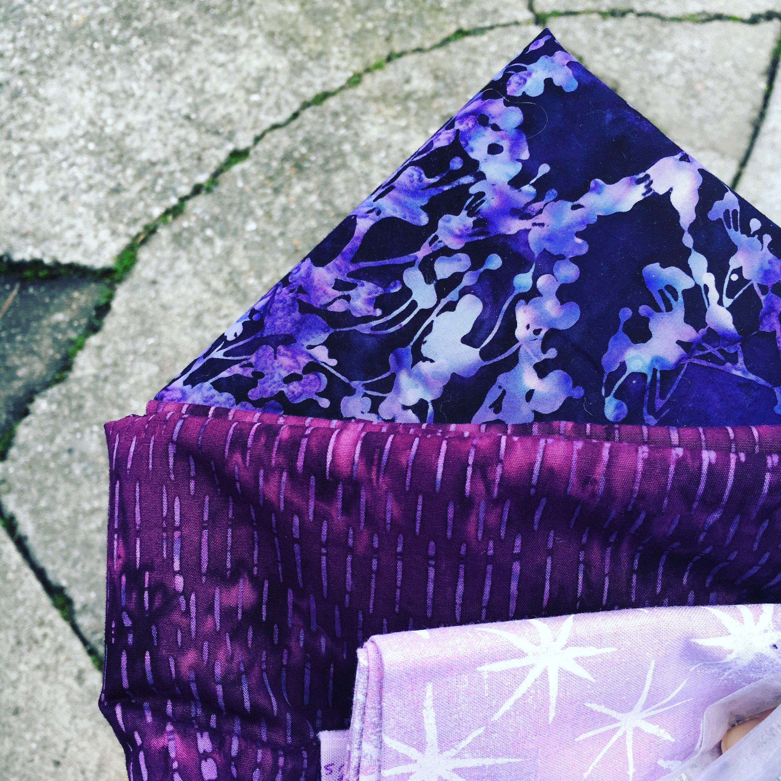 Batik for Lent