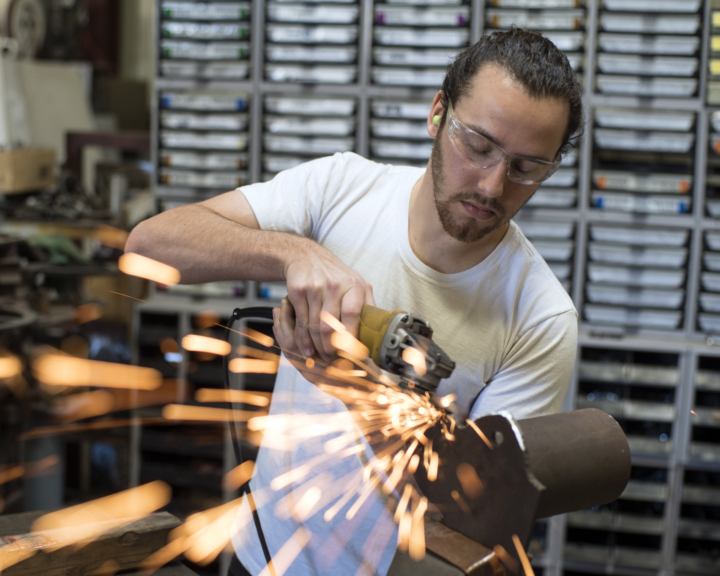 AIDAN FORREST | The Robotics Engineer