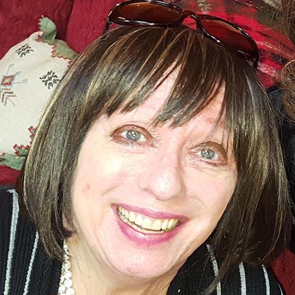 Wendy Brickman, producer of Brickman Banter