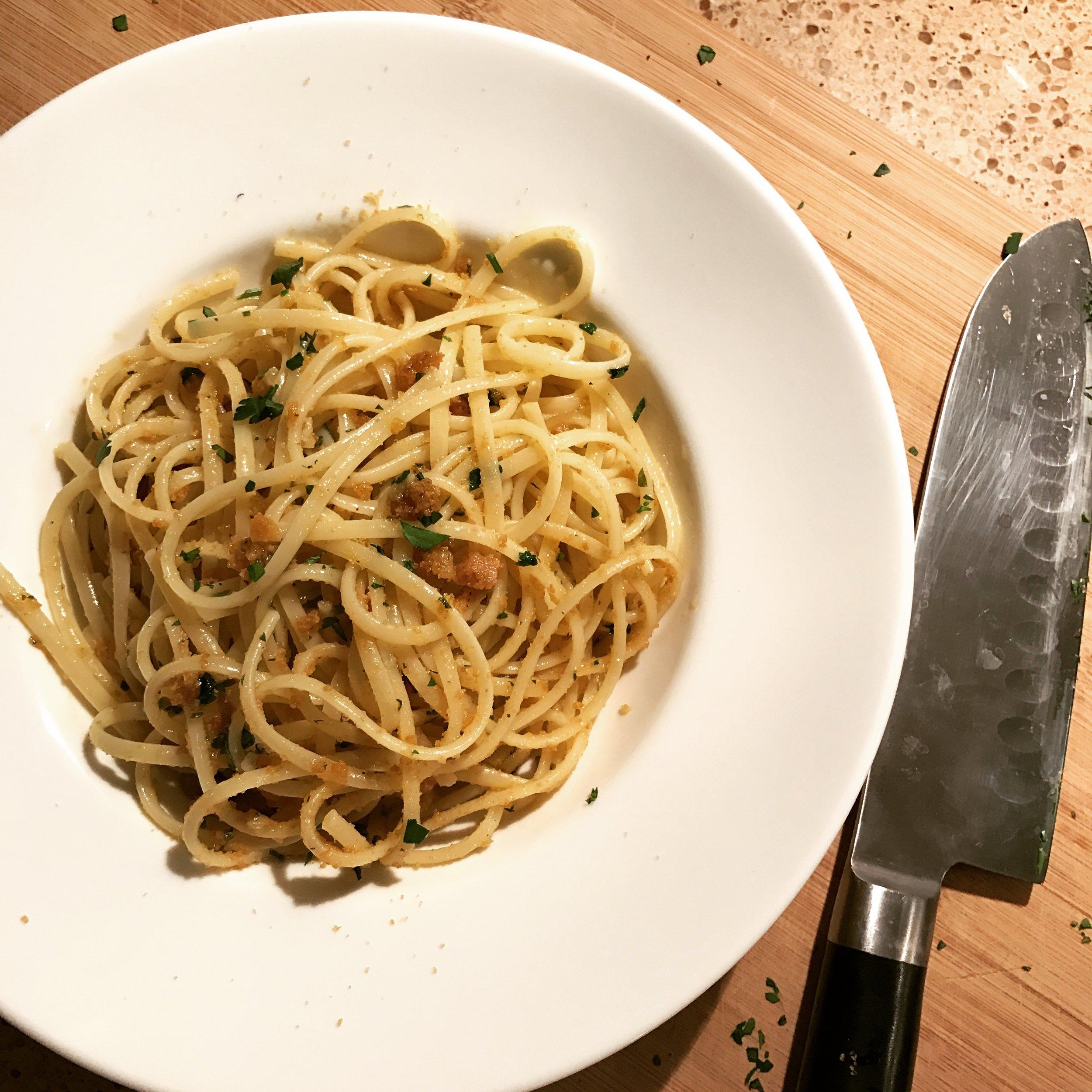 Toia italiaanse catering, bottarga