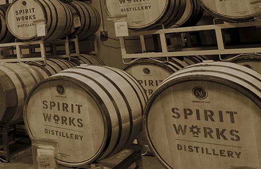 Copy of Spirit Works Distillery Tour & Tasting