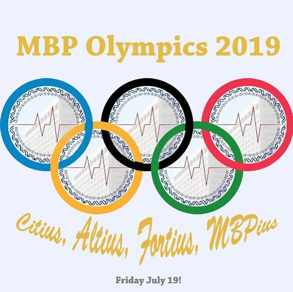 MBP Olympics is almost upon us and we're SO EXCITED! . . . This year, we have a range of fun-filled activities designed to challenge competitors both physically and mentally. You have the option to register as a team, or an individual and we'll place you in a team. As usual, there will be a delicious BBQ held in Sunnybrook Park after the games! . Join us Friday July 19 from 11AM to 4PM at Sunnybrook park for the most fantabulous day ever 🤩 . . . Register and pay your deposit by TOMORROW July 12 at http://bit.ly/MBPOlympics2019 . . #olympics #fun #games #BBQ #food #friends #SunnybrookPark #challenges #mbp #mbpgsa