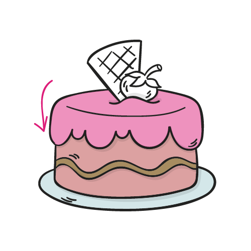 Choose your cake -