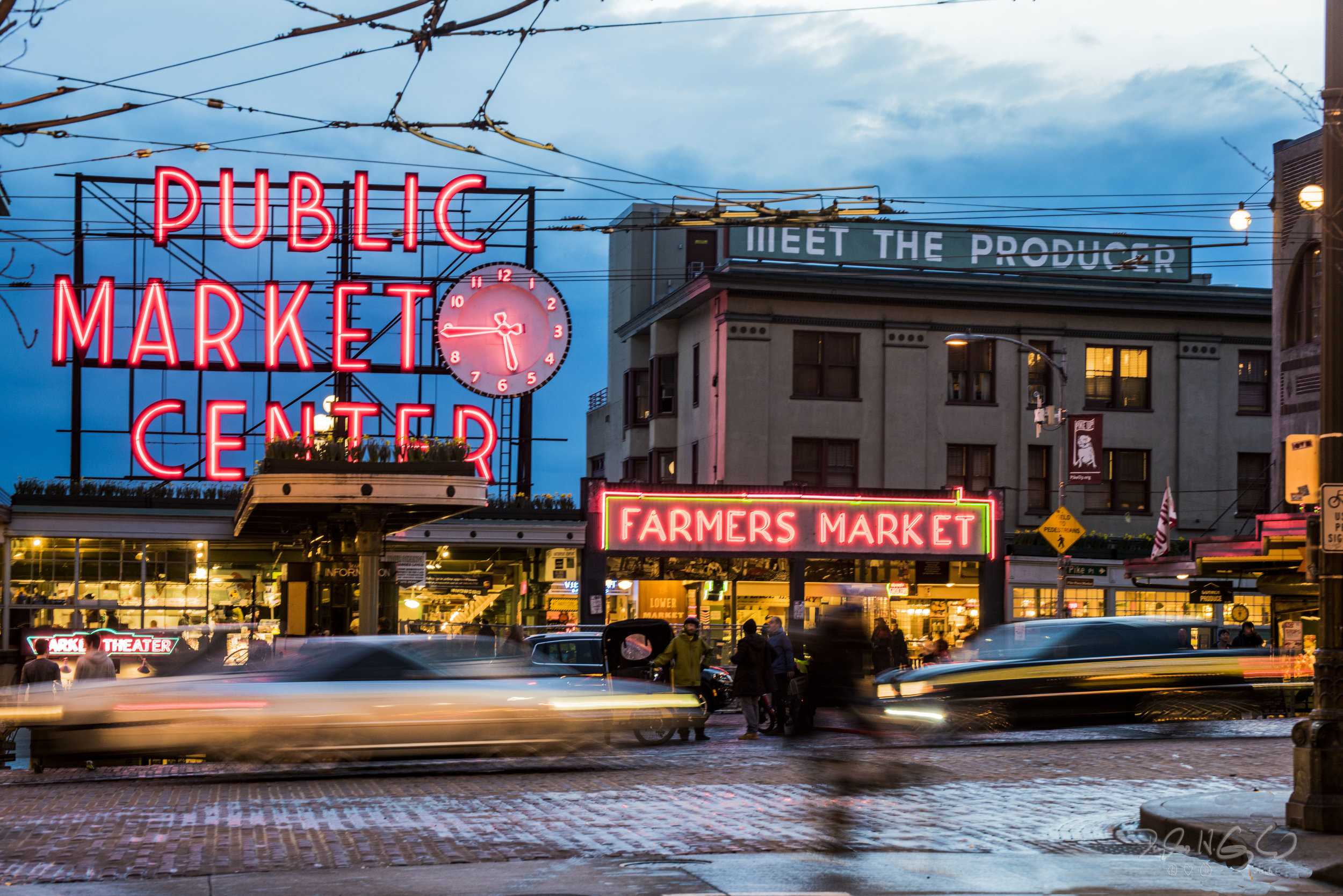 Pike Place Alert