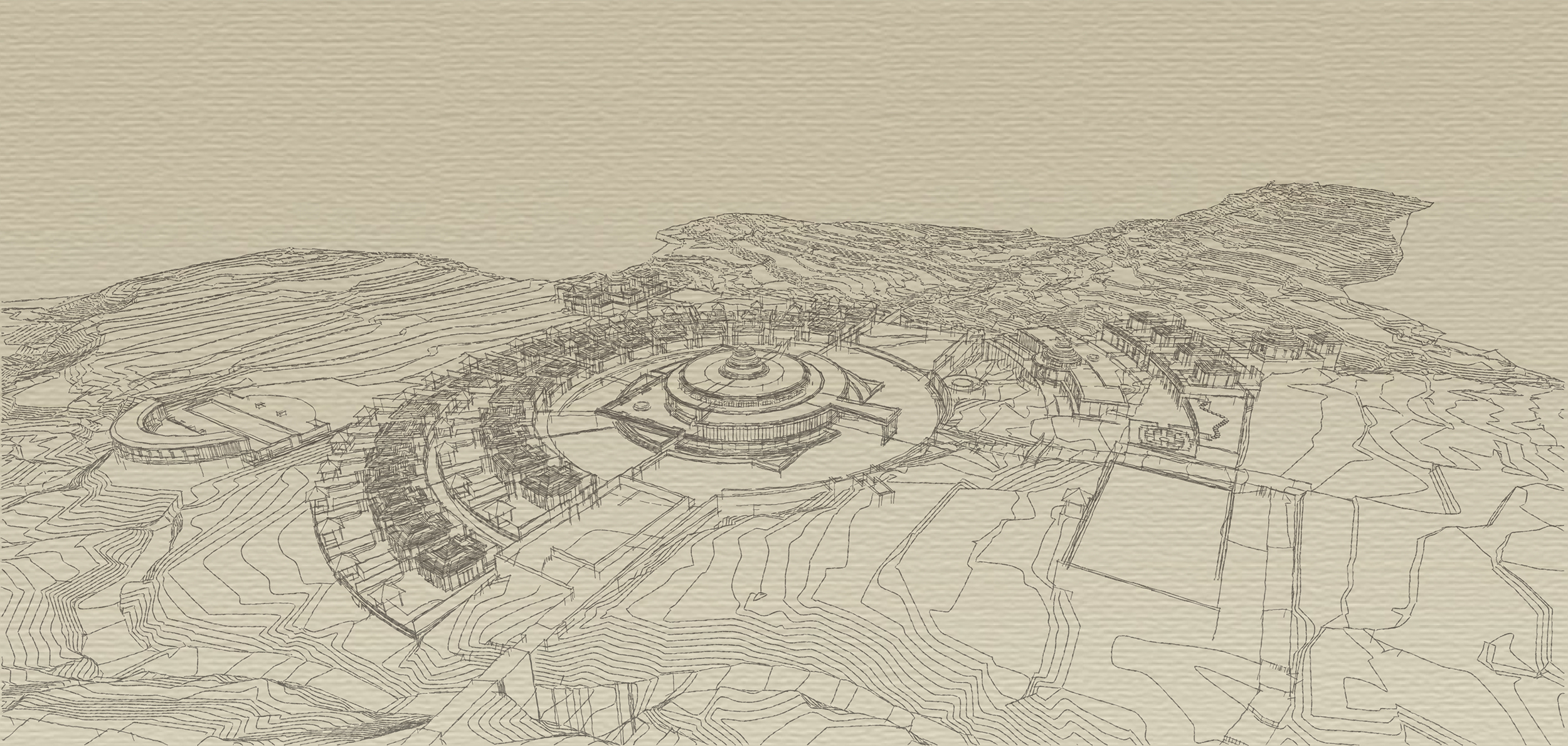 13_Overview from the center_sketchy lines.jpg