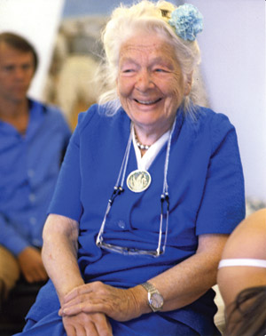 Dr. Ida P Rolf (1896-1979)