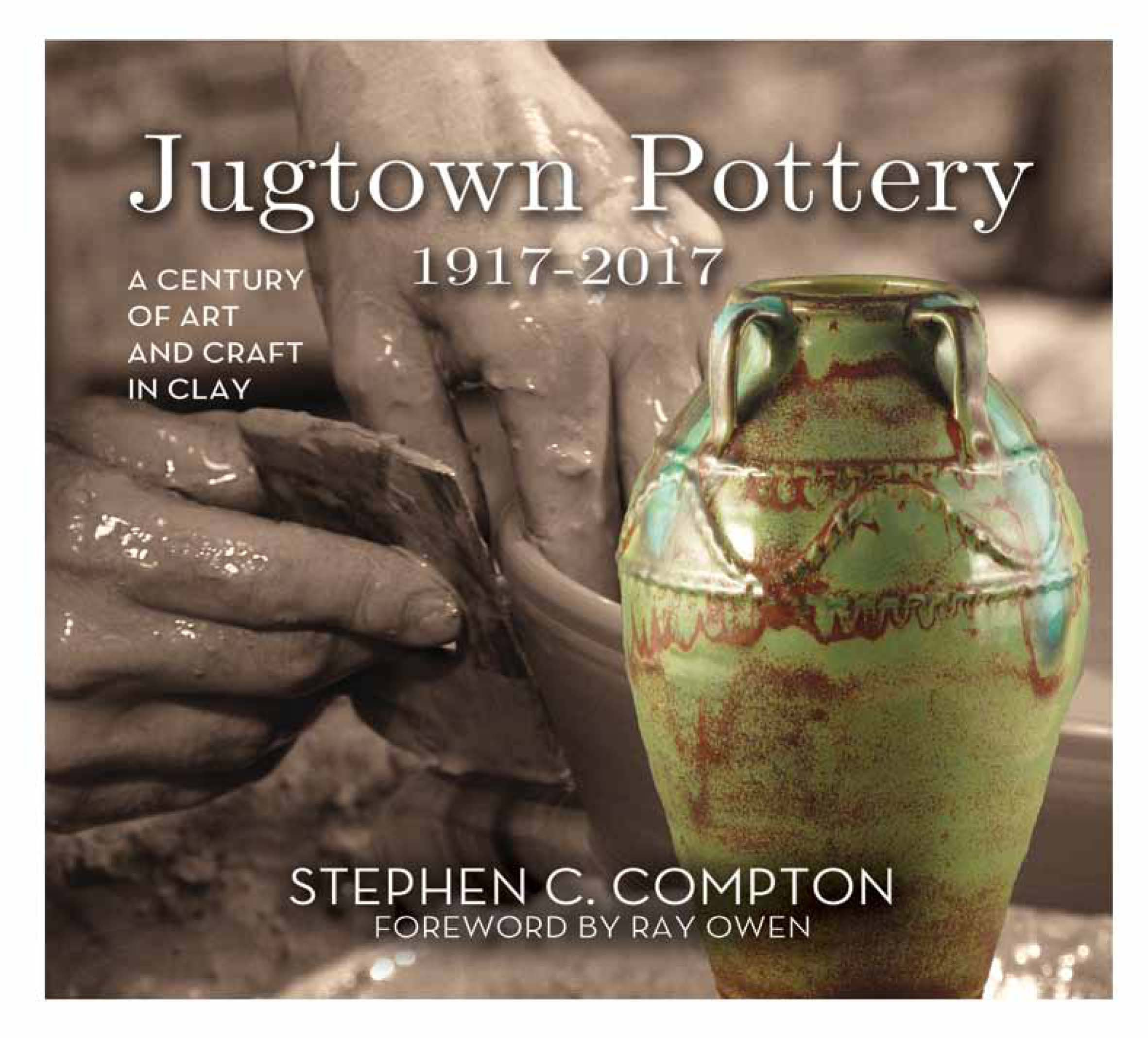 New Jugtown book cover.