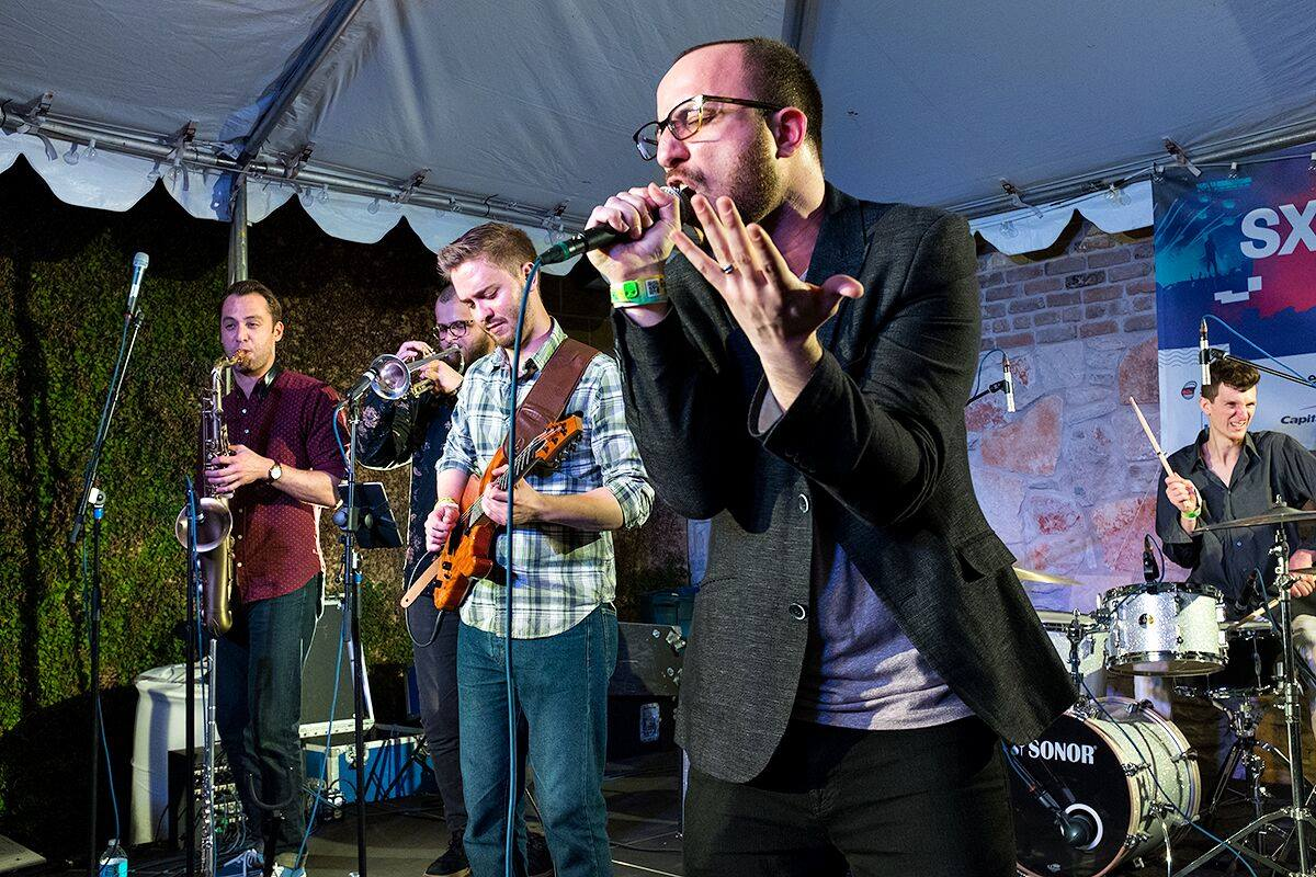 ContraBanned: #Music Unites @ SXSW Photo by Bill McCullough