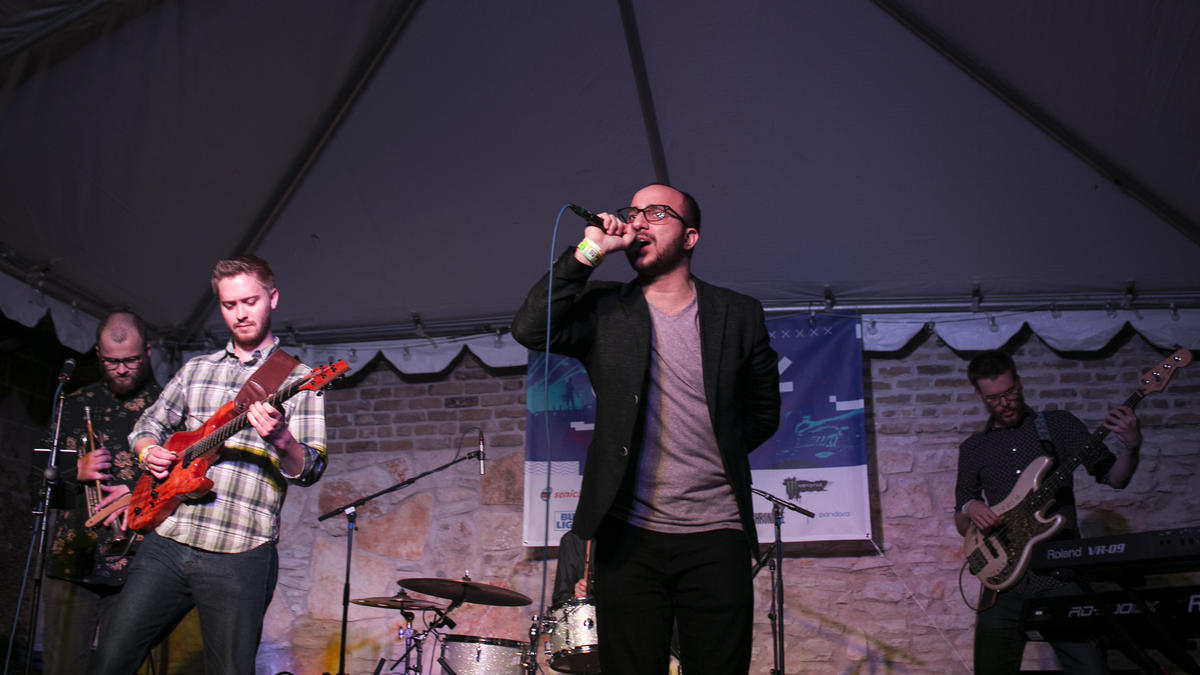 ContraBanned: #Music Unites @ SXSW Photo by Brittany Sowacke, Chicago Tribune