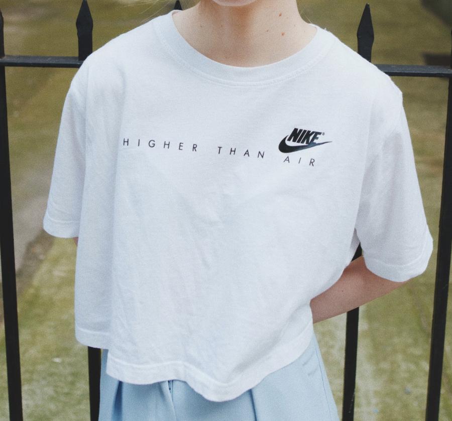 Crop Top - Nike