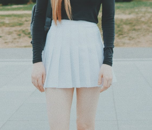 Skirt, American Apparel