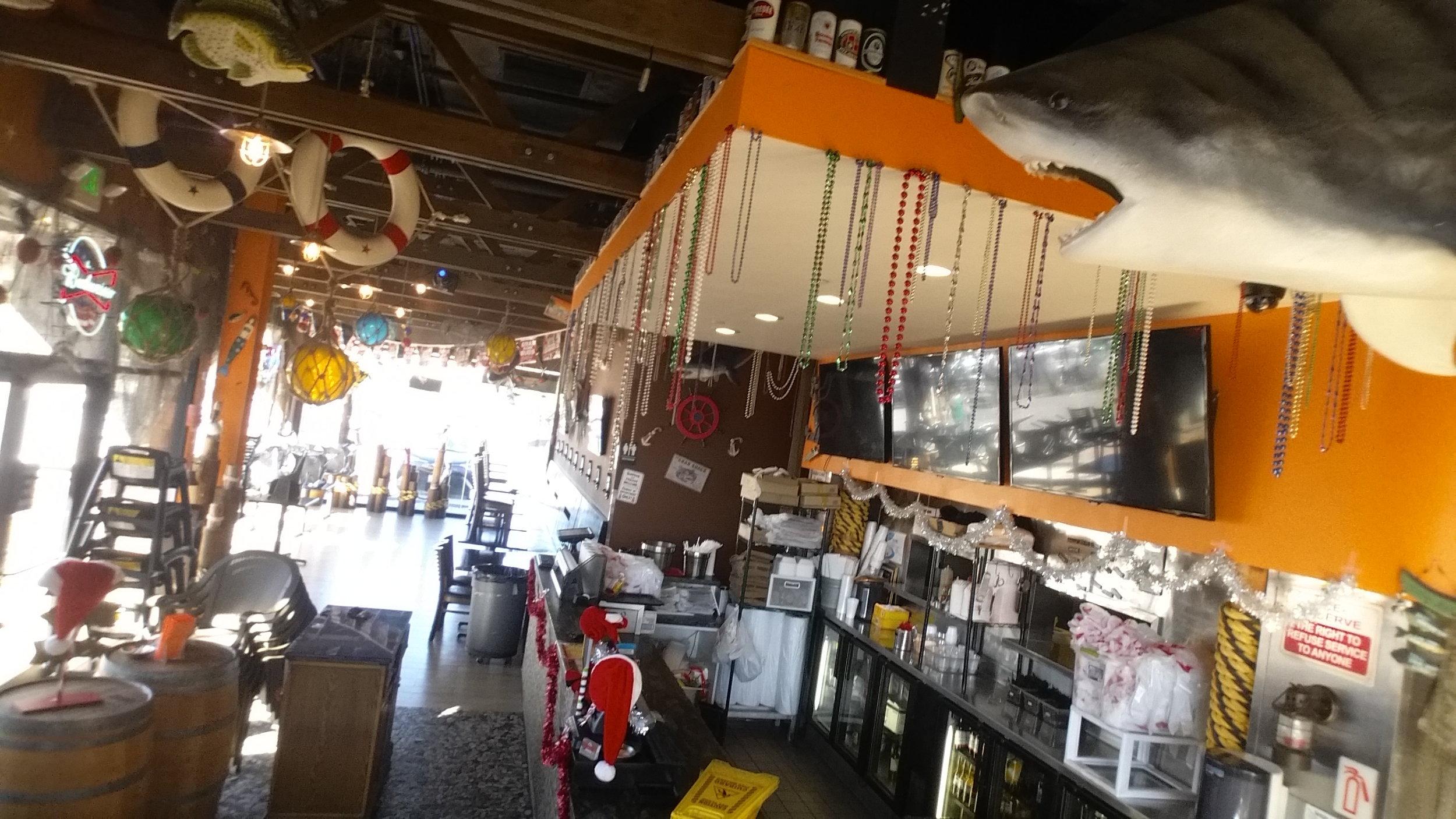 Photo inside of Kickin' Crab Irvine, CA
