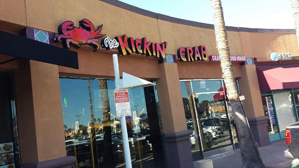 Photo inside of Kickin' Crab Rowland Heights, CA