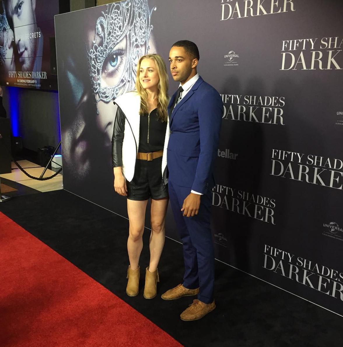 Fifty Shades Darker Premiere 2017