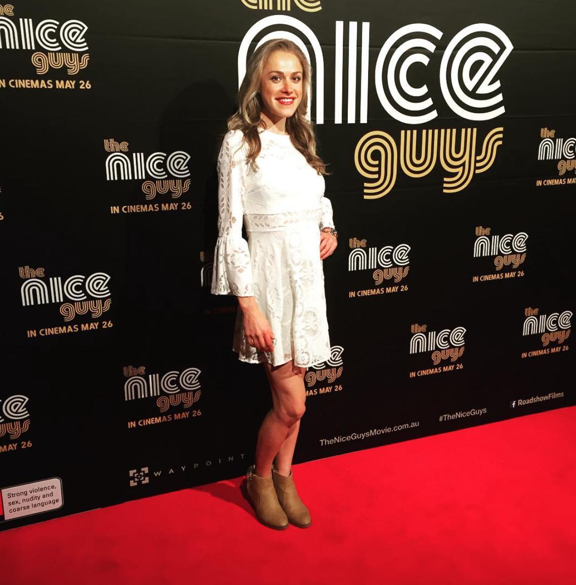 The Nice Guys Premiere 2016