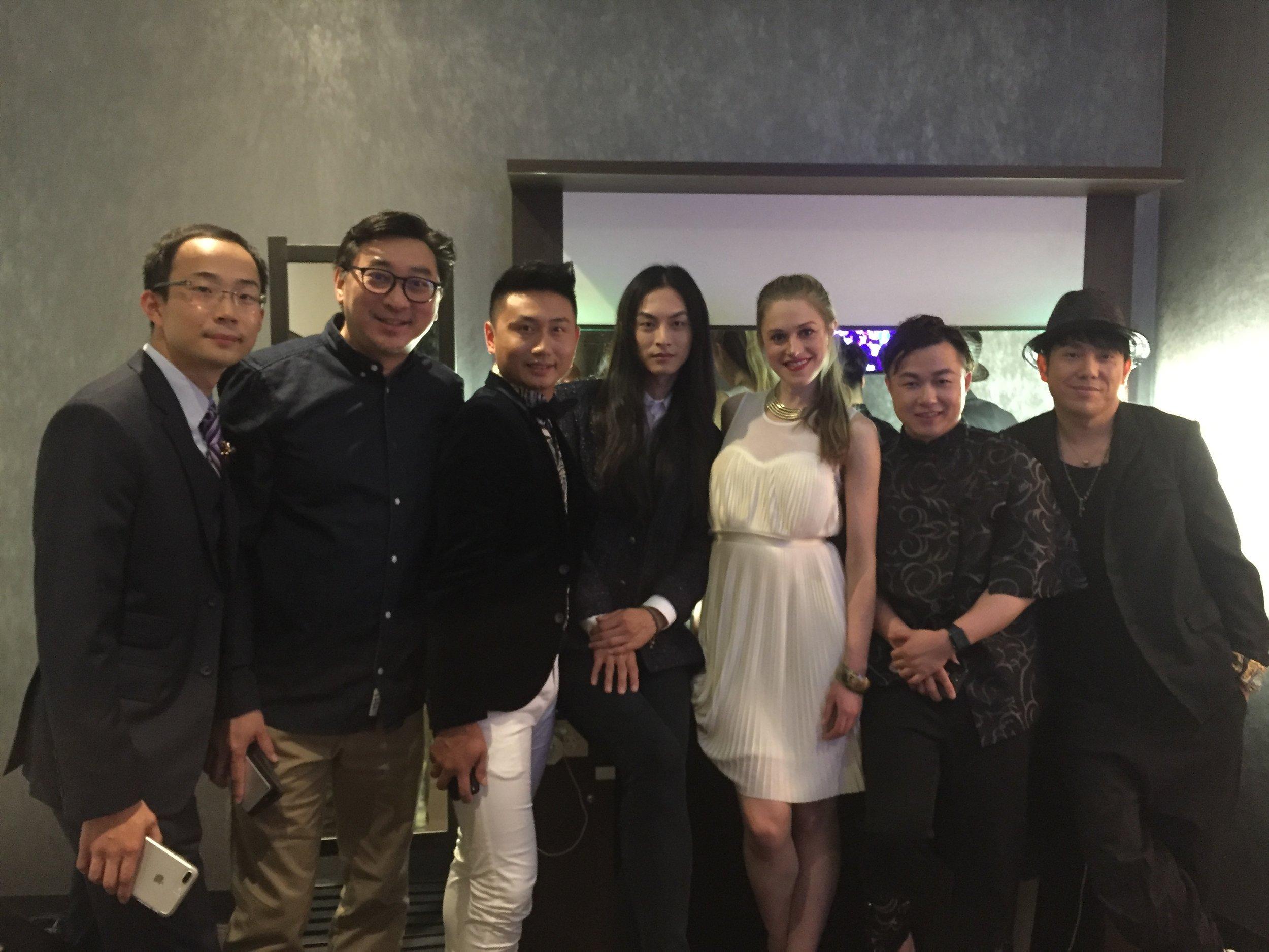 Huayi Brother Judging Panel