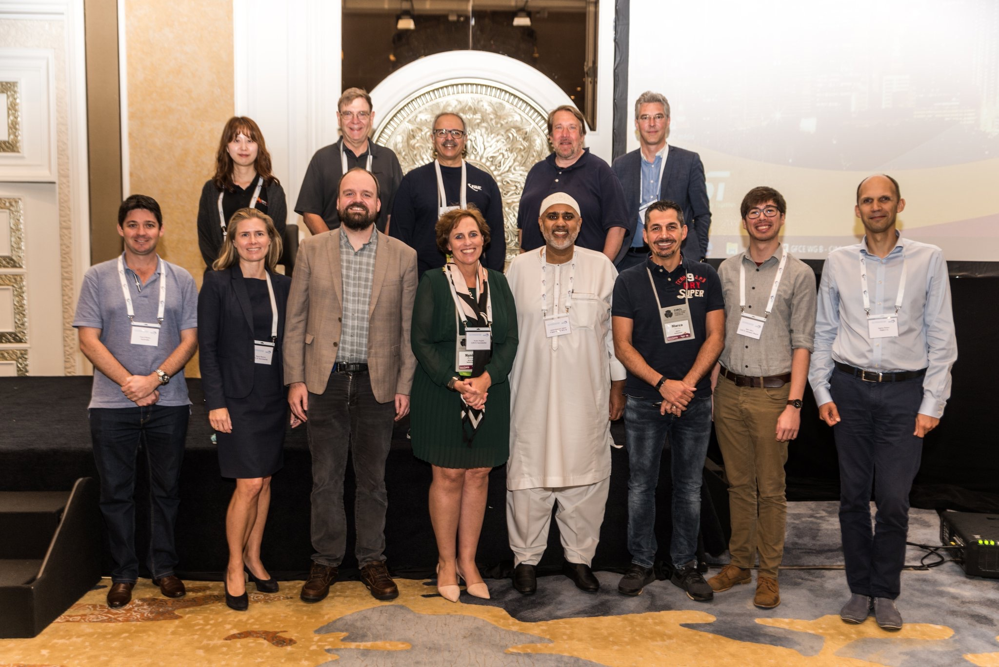 GFCE Working Group meeting at FIRST Annual Conference - Kuala Lumpur, MY (2018)