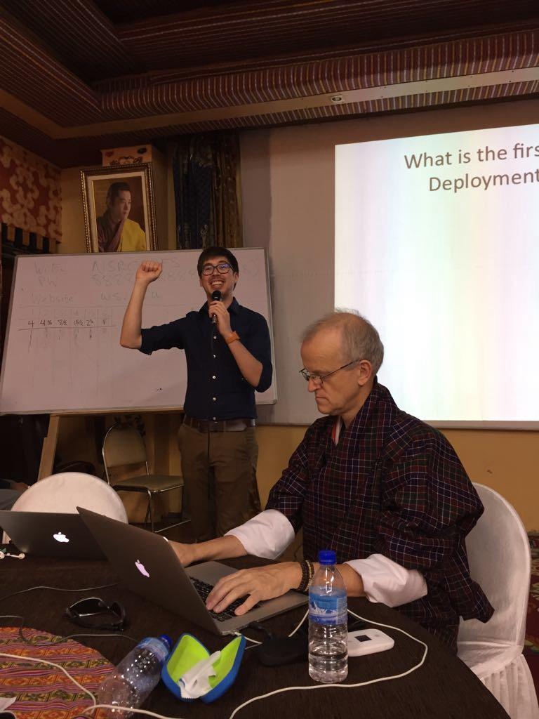 IPv6 Workshop - Thimphu, BT (2017)