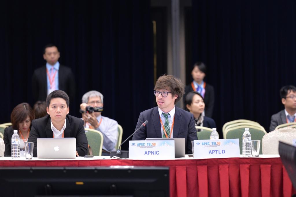 APEC TEL 58 - Taipei, TW (2018)