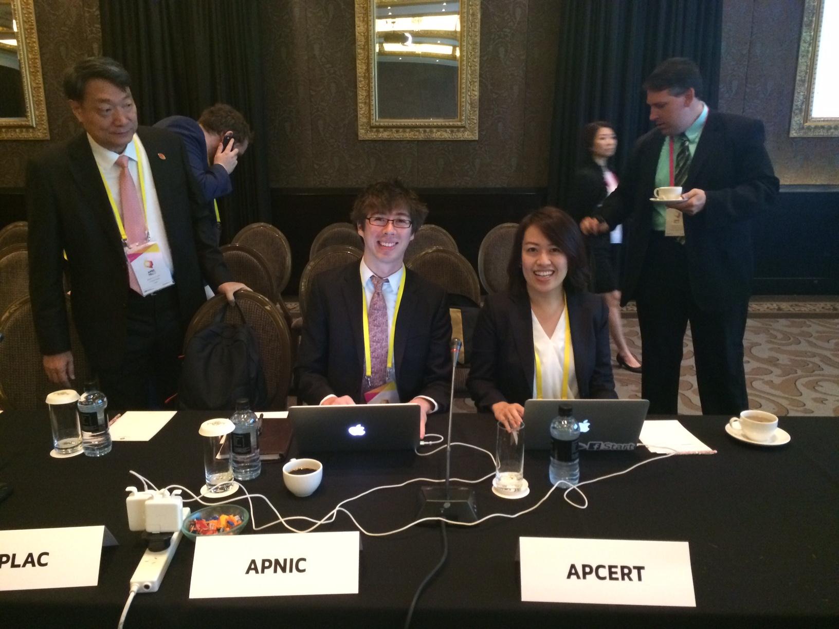 APEC TEL 54 - Auckland, NZ (2016)