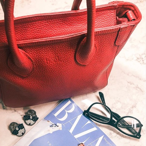 Beck-tini Bag in Red - BECK