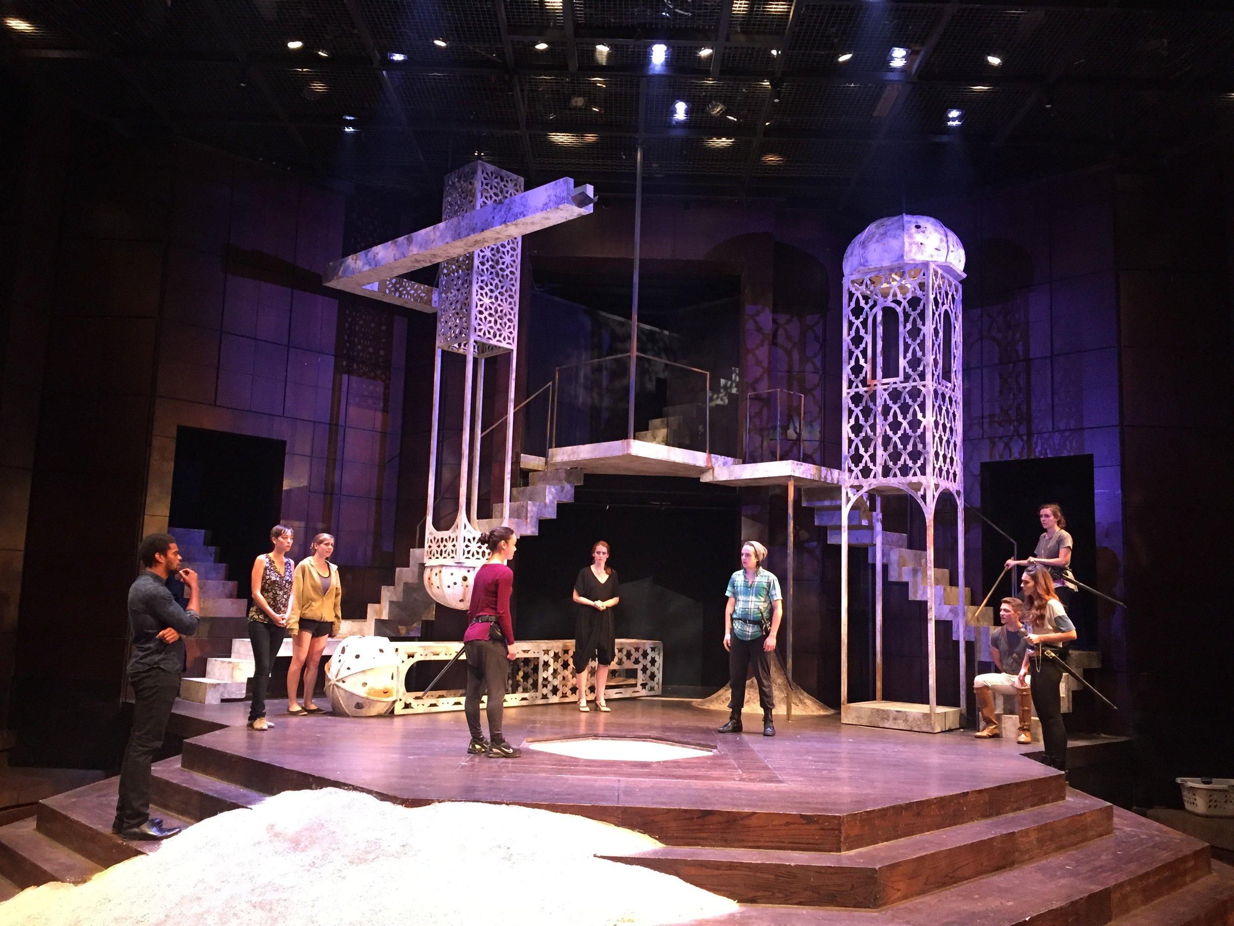 Twelfth Night at SMU  |  Directed by Jack Greenman
