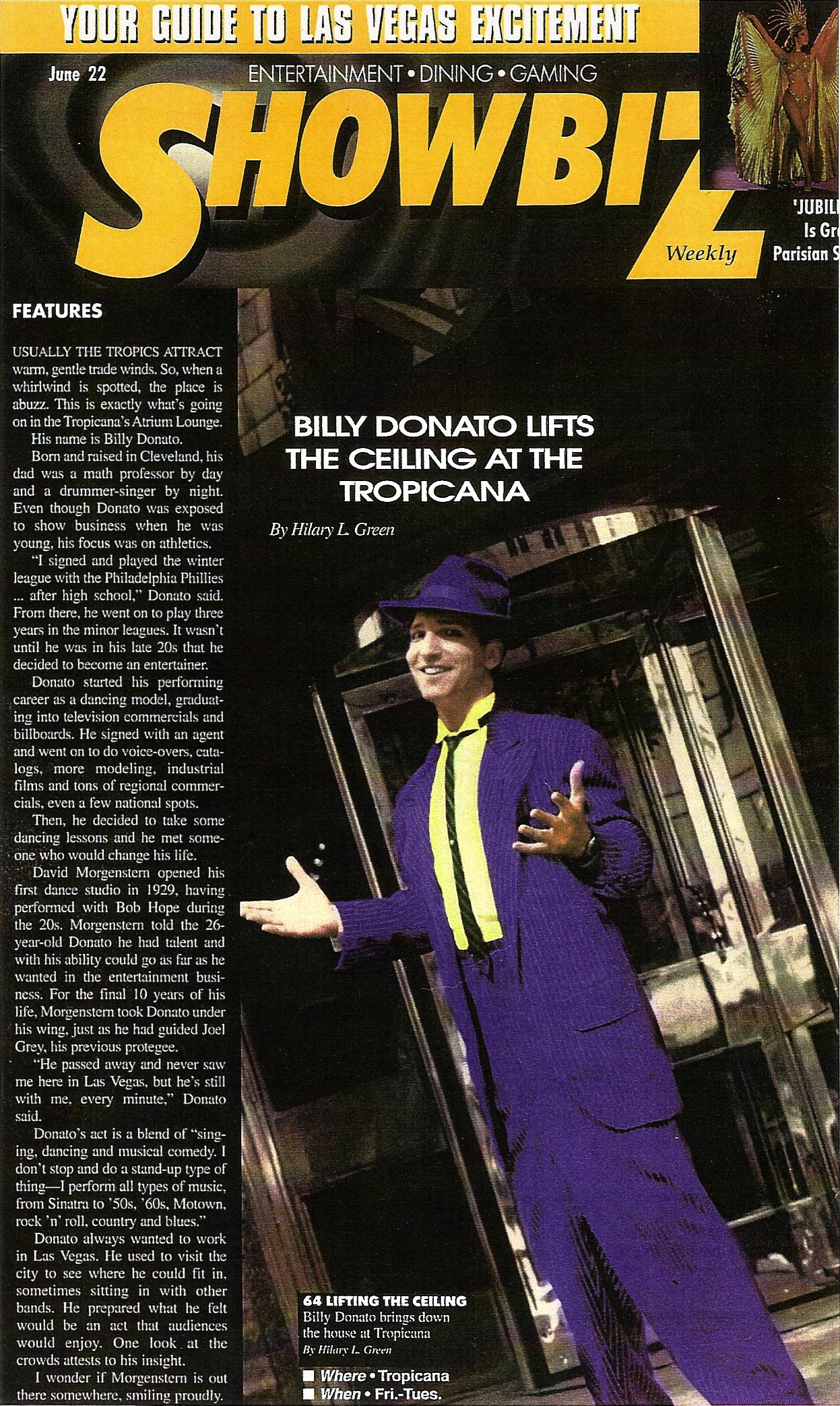 Billy Donato Showbiz Magazine - Las        Vegas.jpg